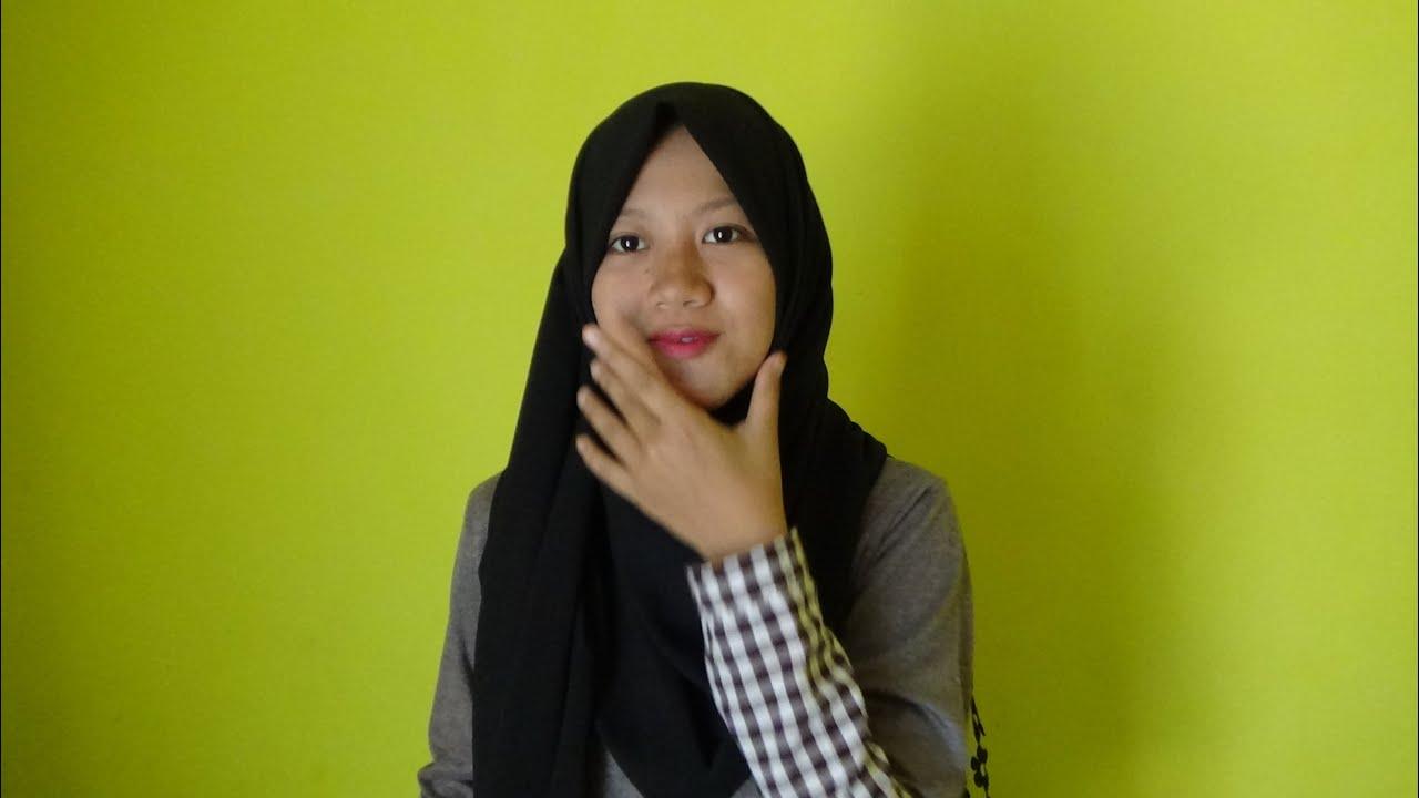 Tutorial Hijab Pashmina Tanpa Ninja Beraktivitas Sederhana Simple