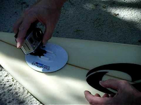 Surf Hero Installation