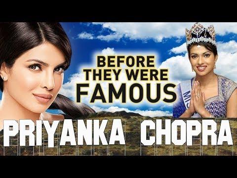 PRIYANKA CHOPRA - Before They Were Famous - HOT BIOGRAPHY