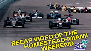 Velocity Racing Development | F4 RECAP of the Weekend | Homestead-Miami Speedway