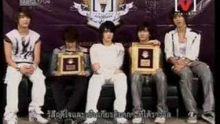 vuclip 東方神起060709Thailand Channel[V]MVAwards-Popular Asian Artist