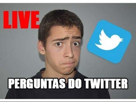 Perguntas do Twitter! [LIVE]