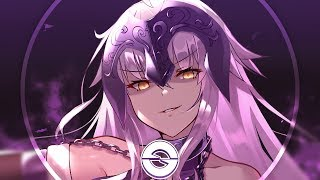 Nightcore - White Line (Besomorph ft. Anna Pancaldi) - (Lyrics)