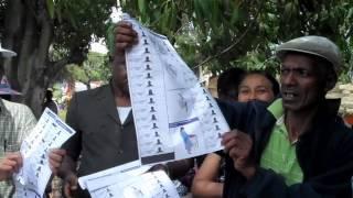 Madagascar Elections 2013