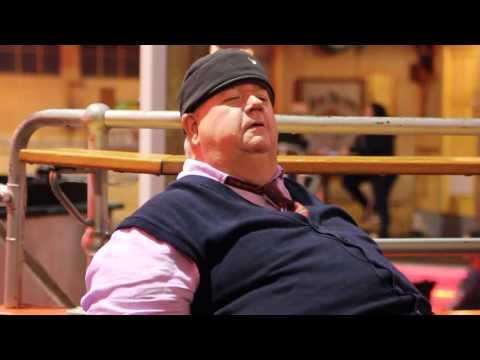 Armageddon 2013 - Ian McNeice Raw Interview