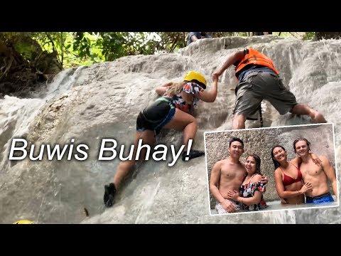 May Jowa Na Ang Mga HUBADERA Grabe Ang HOT Sa Falls 😂🤤