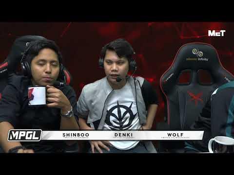 Alpha Red vs A.Slayer - MPGL Asian Regular - Game 2