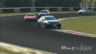 Gran Turismo 5 Prologue PlayStation 3 Gameplay - 2006