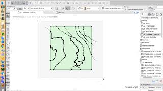 ArchiCAD 21 - tutorial part 07 - mesh tool