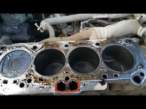 Что стучит в двигателе? 4afe