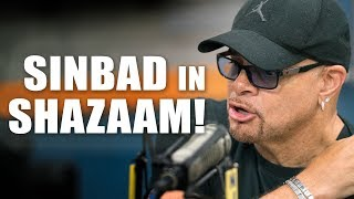 Sinbad in Shazaam genie movie — He admits 1990s film is real!