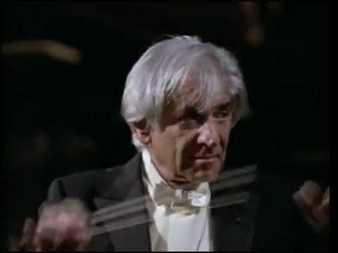 BEETHOVEN - Symphony No. 4 - LEONARD BERNSTEIN 1