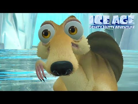 Ice Age: Scrat's Nutty Adventure All Cutscenes | Full Game Movie (XB1, PS4)