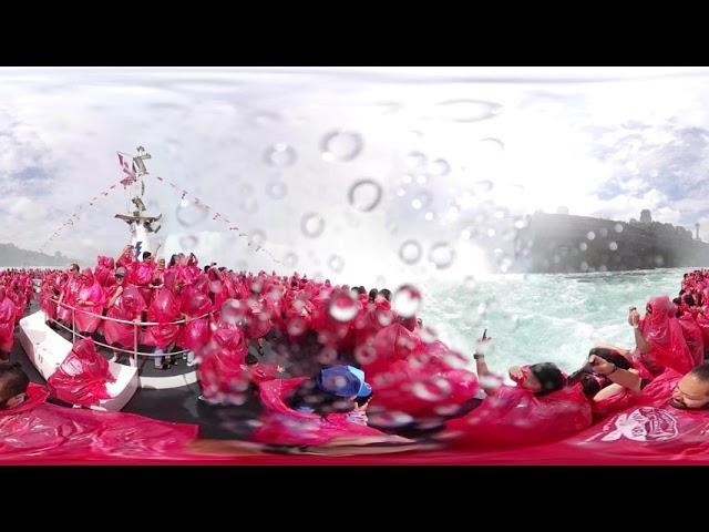 Niagara Falls Hornblower Cruise - Ontario, Canada