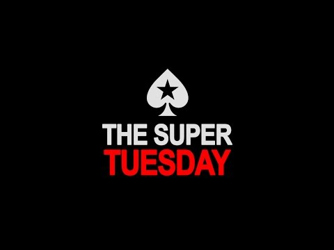Super Tuesday 29 March 2016: Final Table Replay - PokerStars