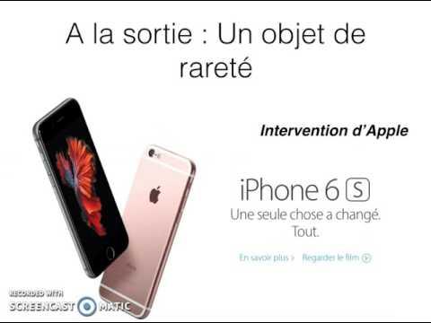 Innovation L2 - Innovation marketing apple