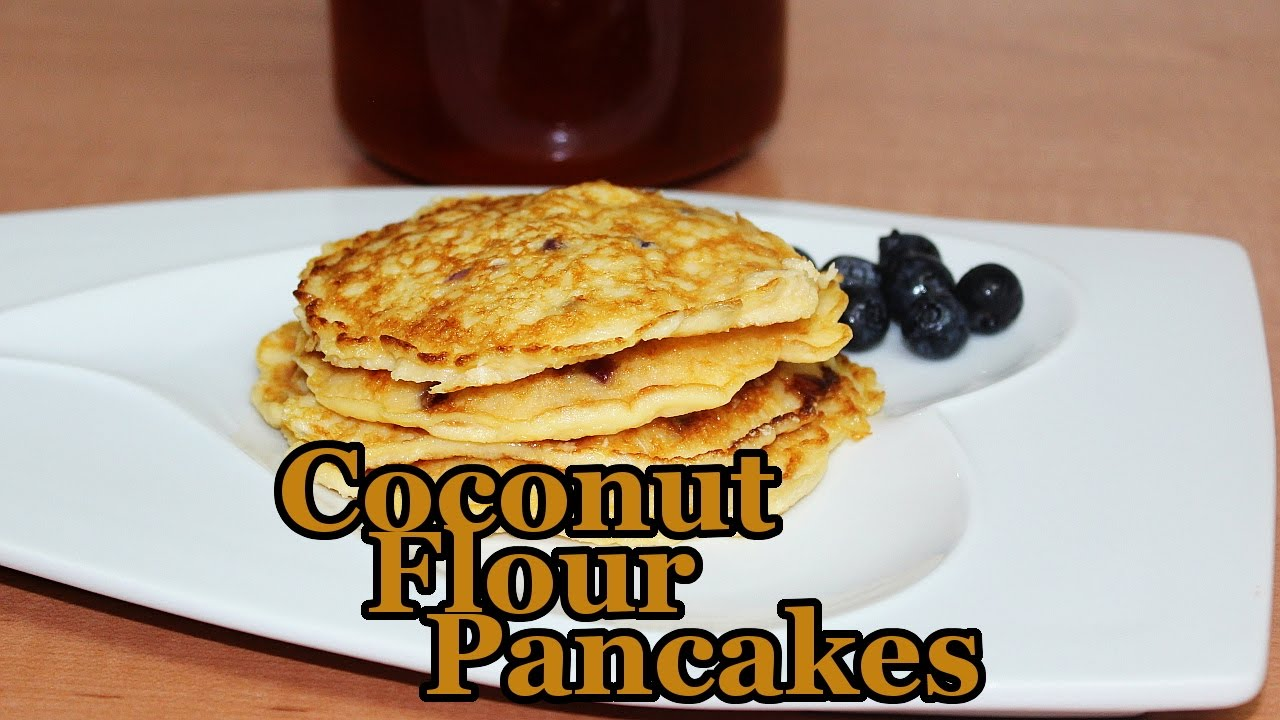Coconut flour pancakes all nigerian recipes youtube ccuart Gallery