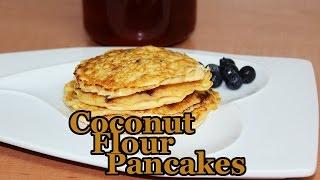 Coconut Flour Pancakes | All Nigerian Recipes