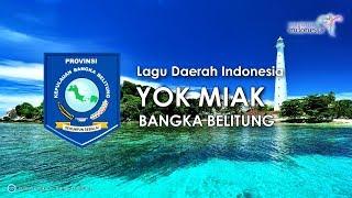 Yok Miak - Lagu Daerah Bangka Belitung (Karaoke dengan Lirik)