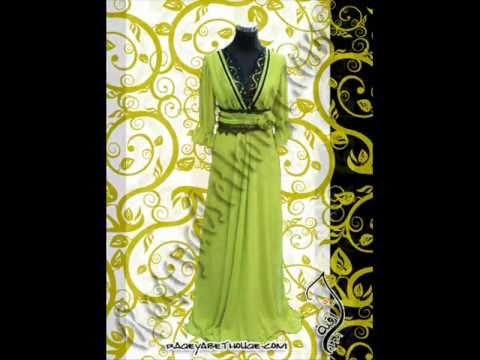 2624e68d1 راقية بذوقي للأزياء - عبايات خليجية 2011 - YouTube