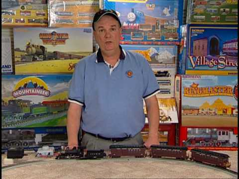 Bachmann On30 Starter Set Video Part 2