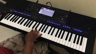 Tehnik saxophone on keyboard khusus untuk pemula
