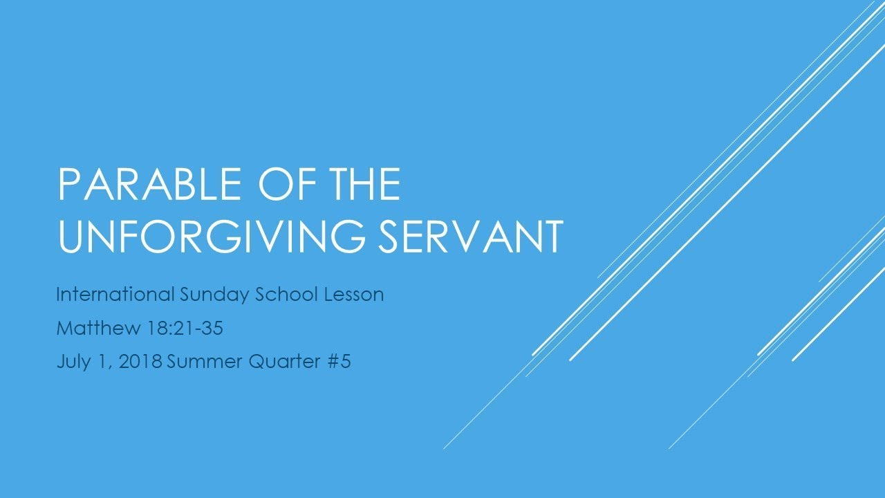 international sunday school lesson for june 23