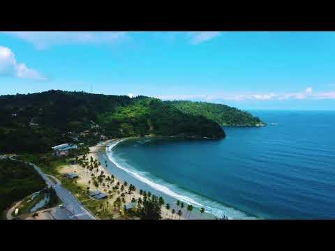 Download Maracas Bay - Trinidad & Tobago Epic Drone Footage