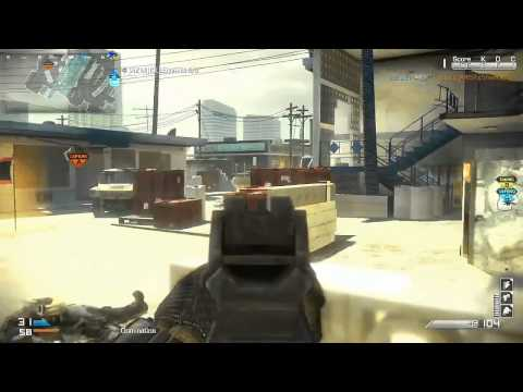 COD Ghosts: Octane Gameplay! Double KEM Strike w/ AK12! Ghosts Multiplayer Gameplay