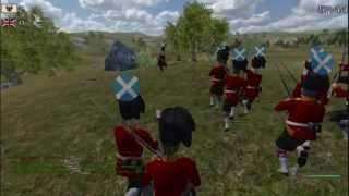 Napoleonic Wars League (NWL) - Line Battle 91st Vs 1te GLR & Nr59 26.10.13