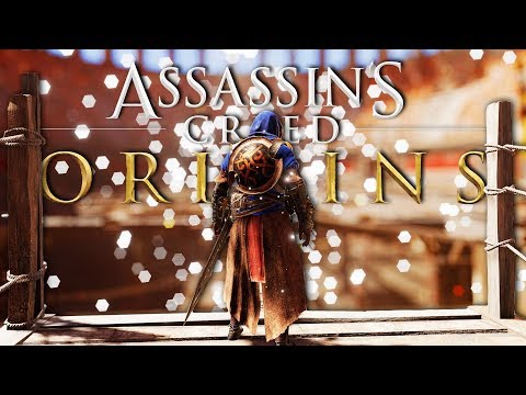 ULTIMATE POISON ATTACK | Assassin's Creed Origins Free Roam thumbnail