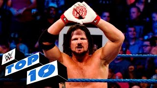 Top 10 SmackDown Live moments: WWE Top 10, Aug. 23, 2016