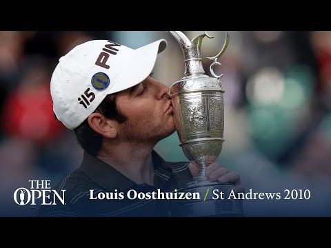 Louis Oosthuizen wins at St Andrews | The Open Official Film 2010