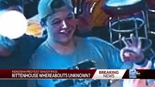 Prosecutors Can't Find Kyle Rittenhouse