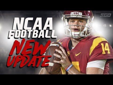EA Sports NCAA Football Latest Details!