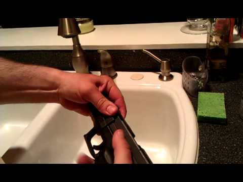 How to clean a Springfield XD 40