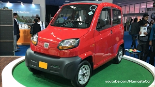 world s cheapest car bajaj qute 2016   made in india   real life review