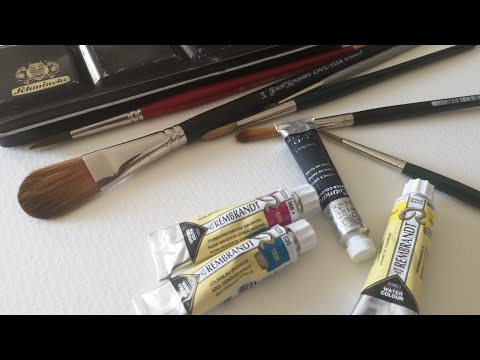 Watercolor Landscape Painting – Step by Step! (Creative Monday)