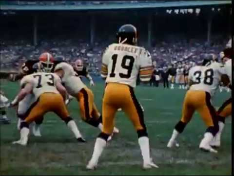 1984 Steelers at Browns Game 4