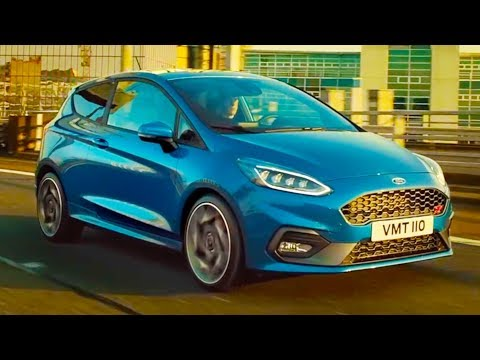 Ford Fiesta ST -  Power and Control