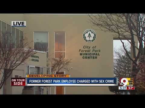 Ex-Forest Park HR manager charged with sex crime