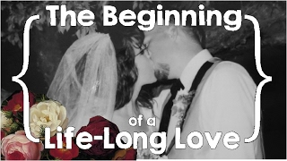 """Before There Were 10 There Were 2в•' Our Wedding and How We Met в""""' Mills Family Archives 1"""
