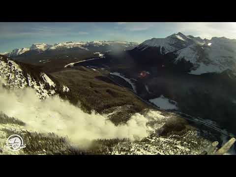 Parks Canada Avalanche Control