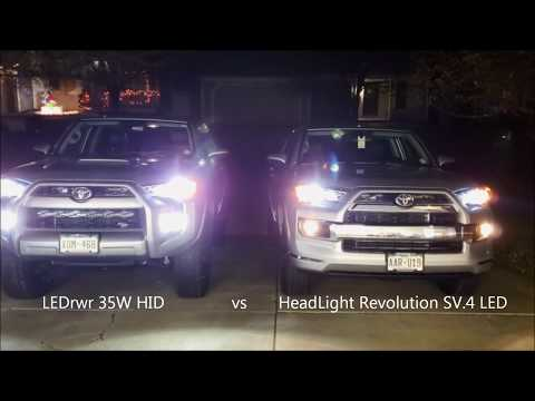 HID Vs LED? Which One Is Better?