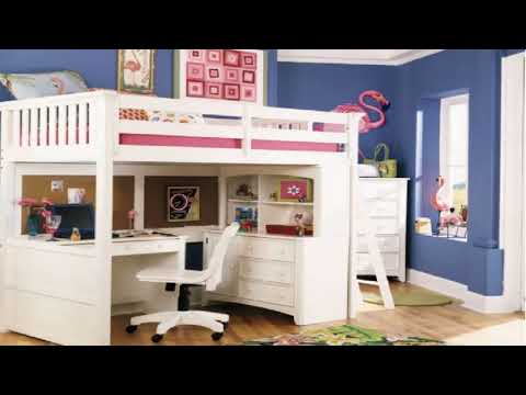 26 Cool Loft Beds For Small Rooms -  Room design