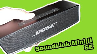 BOSE SOUND LINK MINI II SE!! U…