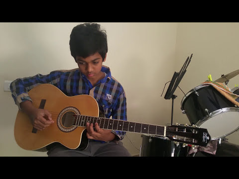 Seethakalam song on guitar