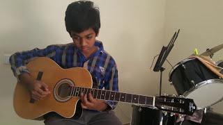 Seethakalam song on guitar