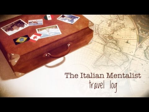 THE MENTALIST TRAVEL LOG - OCEANIA INSIGNA - SHANGAI - SAIGON