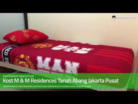 Kost M   M Residences Tanah Abang Jakarta Pusat